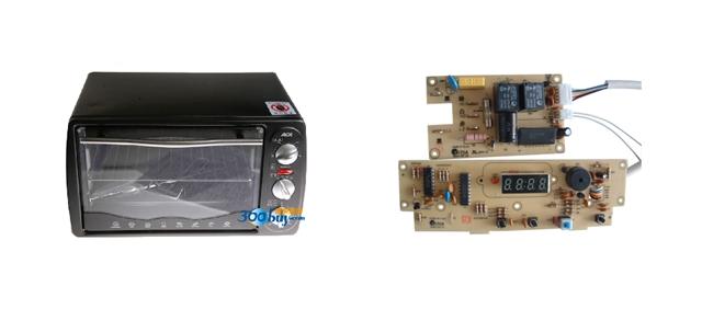 烤箱控制器