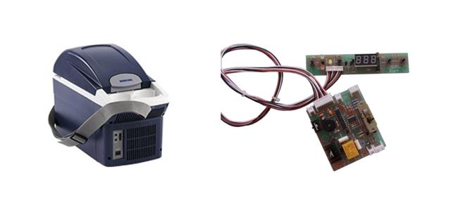 微型冰箱控制器